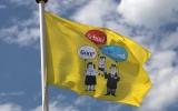 Schoolfeestvlag mag weer wapperen