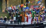 Sinterklaas na intocht weer in De Reggehof
