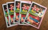 Schoolfeestboekje 2016 ziet levenslicht