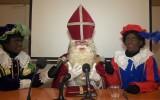 Persconferentie Sinterklaas over nieuwe Youtube-serie
