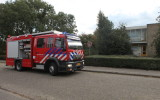 Brand in aanleunwoning snel geblust