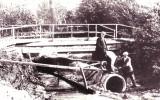 Ooit werd de Regge droog gelegd om ondergronds te gaan…