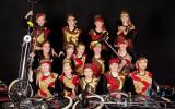 Circusartiesten Caroly gaan de wereld over
