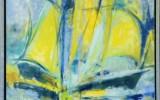 Expositie Dick Voortman bij kunstuitleen
