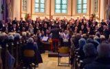 Volle kerk geniet van diversiteit Goors Mannenkoor
