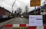 Patrijzenstraat deze week afgesloten