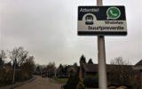 Verzoek tot oplettendheid in buurtpreventie-apps