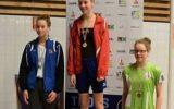 Elisa Haverkate pakt twee Overijsselse zwemtitels