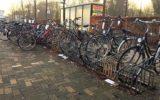 Weer fiets gestolen bij station