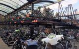 Nieuwe fietsenstallingen station klaar voor gebruik
