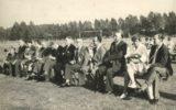 Opening clubgebouw GMHC in 1961