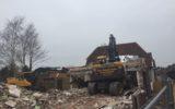 Sloop pand Kerkstraat begonnen, historische plek verdwenen