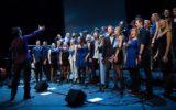 Wereldkampioen zingt tijdens Hofkoren, Getje Grevink bij De Ster