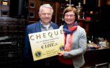 Lions Club bridged 1000 euro bij elkaar