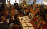 Kinderen Constantijn naar Kunstuitleen