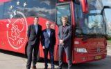 OAD nog drie jaar vervoerder Ajax