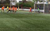 Heeckeren en Prins Constantijn sterk tijdens schoolvoetbal