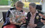 Weduwe oud-burgemeester Spaans 100 jaar oud