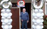 Wim Spoelder vandaag 80 jaar