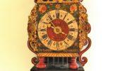 Goorse 'Bakker'-klok uit 18e eeuw in Historisch Museum