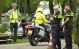 Politie controleert fel op snelheid net buiten Goor