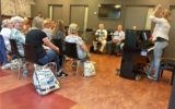 Muziekschool start met seniorenkoor overdag