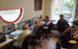 Rudolf Walhof-foundation bezorgt Historisch Goor nieuwe werkplekken