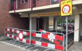 Appartementencomplex Jannink gestut na aanrijding