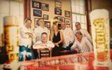 Goorse band op dorpsfeest Markelo