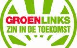 Vrouwen GroenLinks in actie