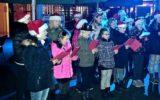 PeePeetjes zingen tijdens Schotse kerstshow in de Gelredome