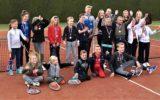 Hegemonie Goorse tennisjeugd tijdens uitwisselingstoernooi