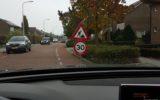 'Tijdelijk' 30 km/u in de Irisstraat