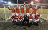 Oudjes Twenthe vieren 4e kampioenschap