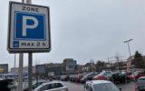 Blauwe parkeerzones blijken succesvol