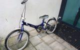 Vliegende fiets landt op 't Jannink…