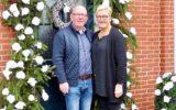 Erik en Henny van de 'Höver' 25 jaar getrouwd