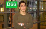 Kasparyan vijfde op kieslijst D66
