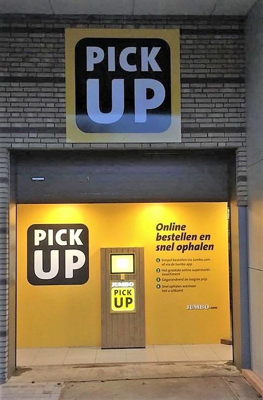Jumbo Eerste Goorse Supermarkt Met Pick Up Point Goorsnieuwsnl