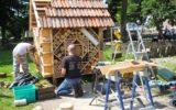 Bijenwerkdag tijdens NL Doet in Goor