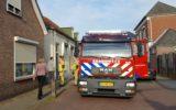 Containerbrand in De Wijnkamp