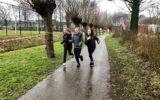 Regen teistert deelnemers Obstacle Run