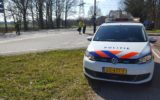 Drie auto's op elkaar bij Haaksbergerweg