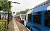 Proefreis per trein voor senioren