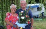 Herman en Betsie Heijmer 25 jaar samen