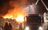 Grote brand bij Ter Horst afvalverwerking (met video)