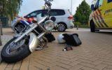 Weer ongeval op kruising Laarstraat-Herman Heijermansstraat
