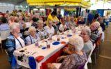 Hitte spelbreker Seniorenmiddag Schoolfeest