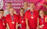 Acht medailles voor 'olympische' zwemmers De Hof