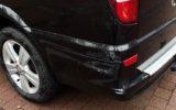 Schade aan bedrijfswagen Peter Boeijen